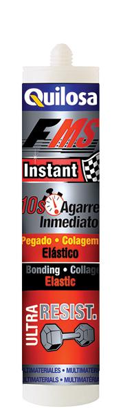 ADHESIVO SELLADOR POLIM CART BL MS INSTANT QUILOSA 280 ML